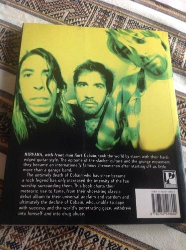 nirvana - libro de jeremy dean impecable e imperdible!!!