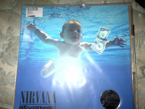 nirvana - nevermind album 180 gramos