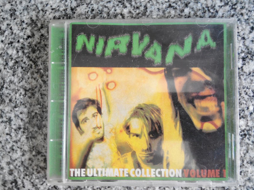 nirvana - the ultimate collection vol. 1 - bootleg original