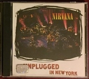 nirvana - unplugged in new york - mtv - cd
