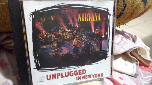nirvana unplugged in new york usado importado  usa