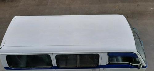nisan caravan dx mecánica