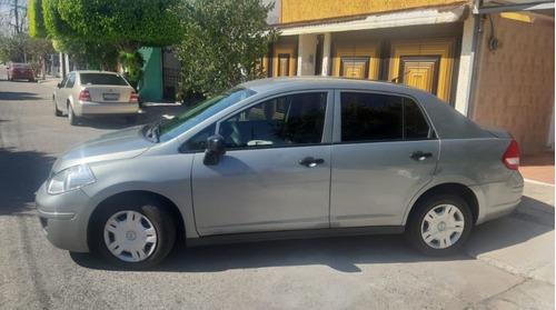nisan tiida 2011 automatico, a/c
