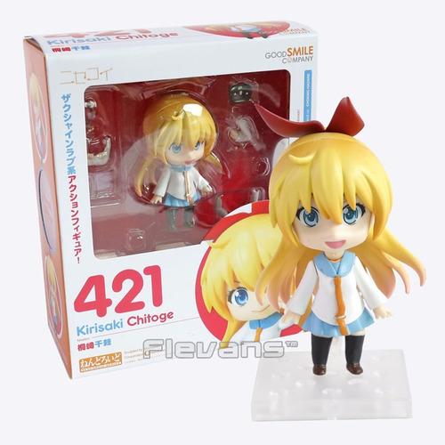 nisekoi nendoroid 10 cm figura anime