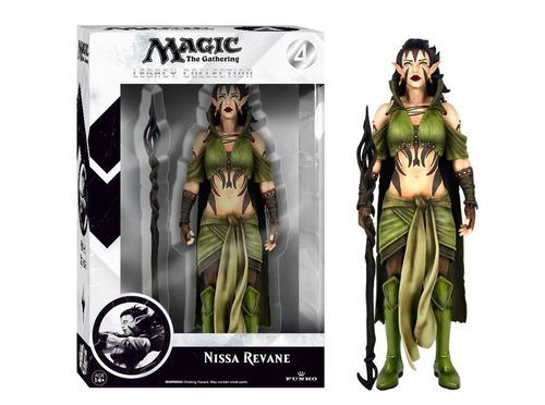 nissa revane - magic the gathering - legacy collection funko
