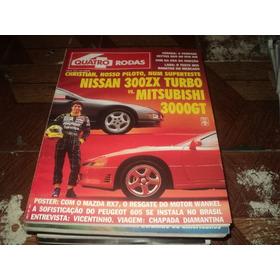 Nissan 300zx Turbo/mitsubishi 3000gt 1992 Q.r. Maio N382