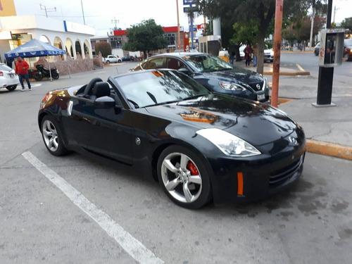 nissan 350 z 3.5 coupe 2 asientos 6vel touring mt