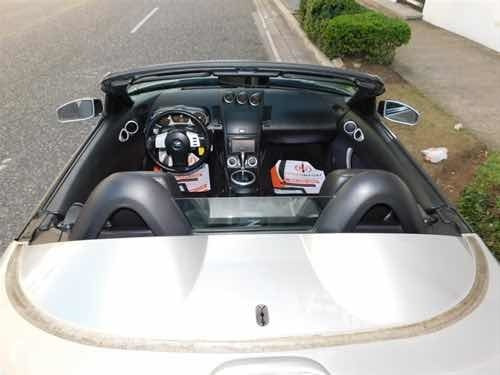 nissan 350 z convertible