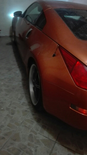 nissan 350z 2004 3.5 coupe 2 asientos 6vel mt