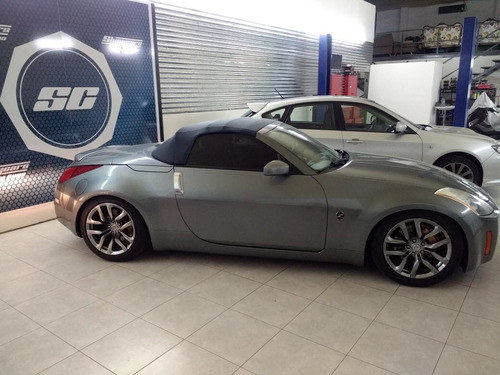nissan 350z 3.5 coupe 2007
