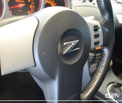 nissan 350z 3.5 v6 gasolina manual