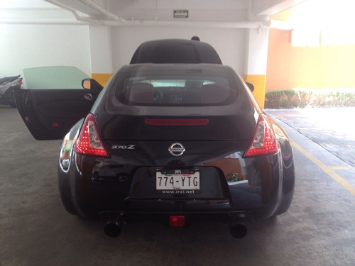 nissan 370z 3013 (equipo extra)