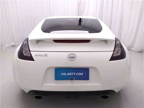 nissan 370z 3.7 coupé v6 24v gasolina 2p automático