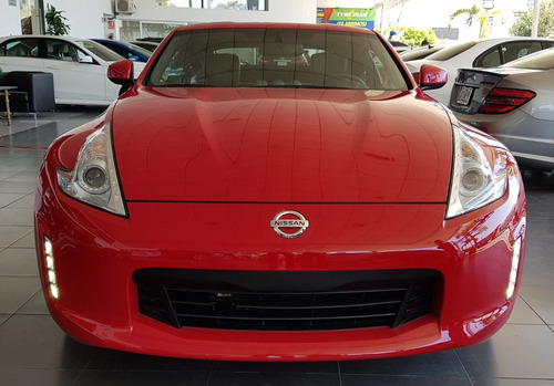 nissan 370z 3.7 touring at