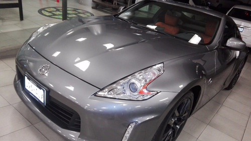 nissan 370z touring transmision automatica 2017