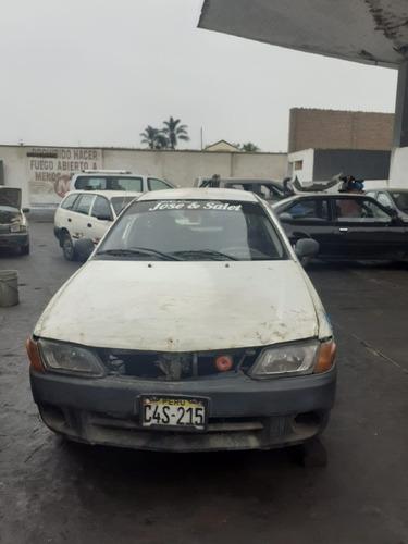 nissan ad 2002 ad mecánico