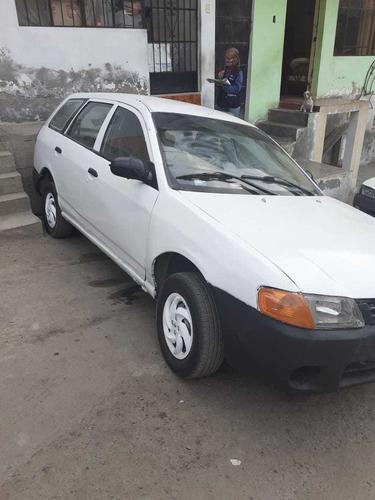 nissan ad - motor importacion 1500 - 4 puertas