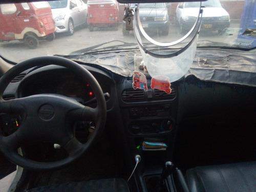 nissan ad station  station wagon 2001 camioneta
