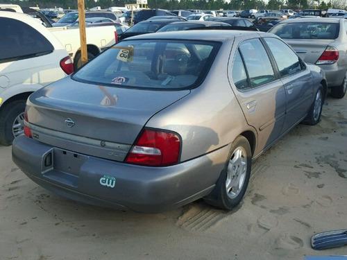 nissan altima 1998-2001 eje trasero