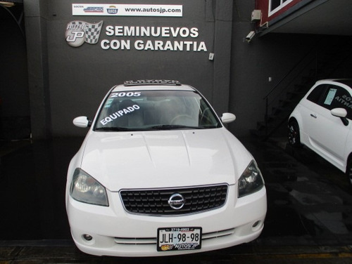 nissan altima 2005 sl at