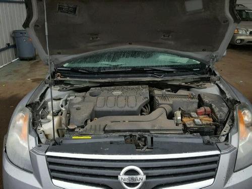 nissan altima 2008 en partes motor ,transmision y mucho mas