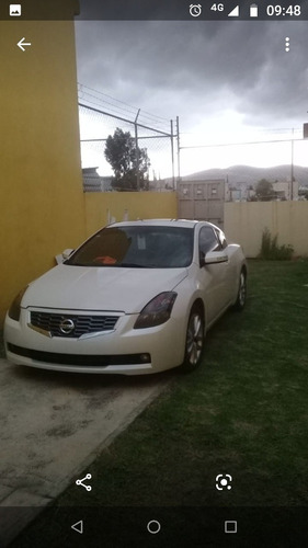 nissan altima 2009 3.5 se at v6 piel qc cd xenon cvt