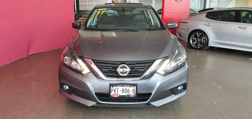 nissan altima 2017 4p advance l4/2.5 aut