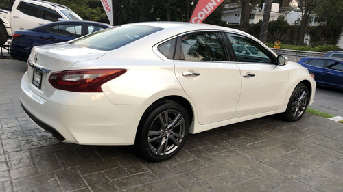 nissan altima 2018 exclusive 3.5l v6