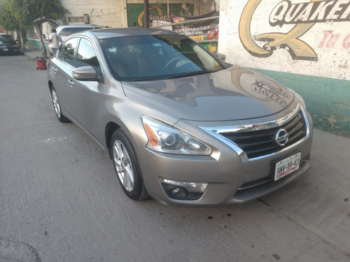 nissan altima 2.5 advance at piel cvt 2013
