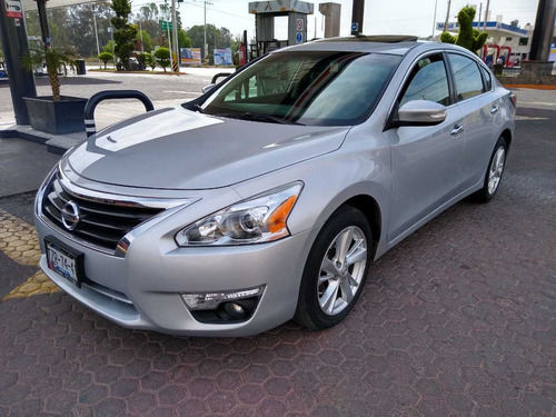 nissan altima 2.5 advance navi cvt 2016