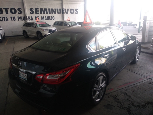 nissan altima 2.5 advance navi cvt 2017
