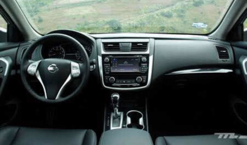 nissan altima 2.5 advance navi mt sedán 2014