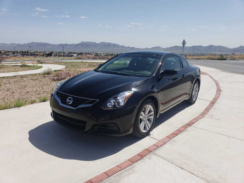 nissan altima 2.5 coupe
