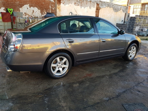 nissan altima 2.5 se aa ee cd piel qc at 2005