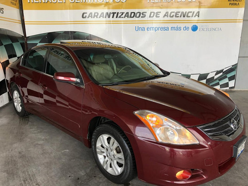 nissan altima 2.5 sl 2012 high at piel qc cvt