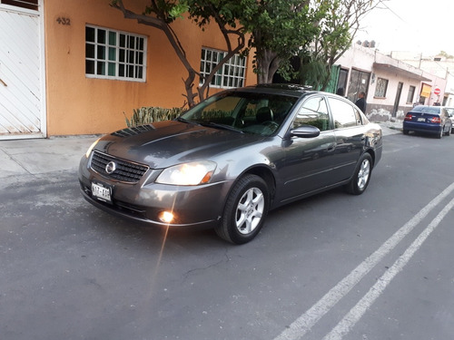 nissan altima 2.5 sl aa ee cd piel qc at 2006