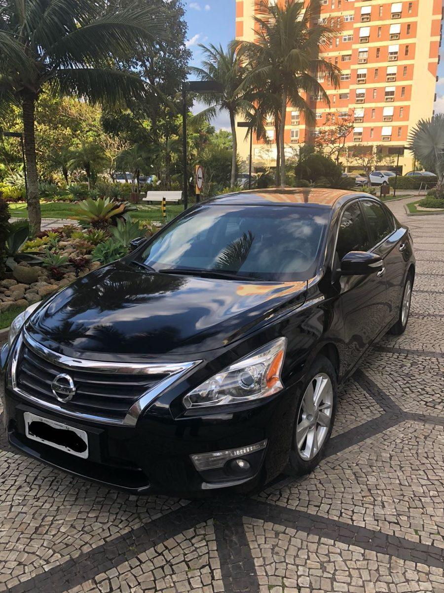 Wonderful Nissan Altima 2.5 Sl Aut. 4p. Carregando Zoom.