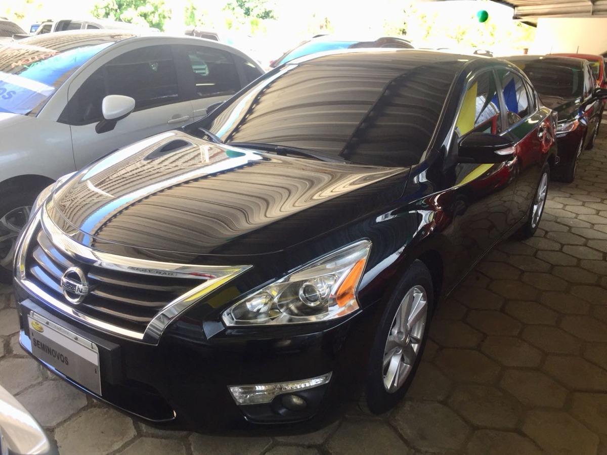 Nissan Altima 2.5 Sl Aut. Carregando Zoom.