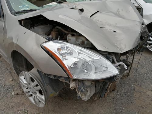 nissan altima 2.5l 2008 - 2012 por partes refacciones yonke