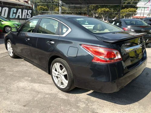 nissan altima 3.5 exclusive de lujo 2013
