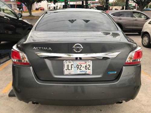 nissan altima 3.5 exclusive v6 mt 2014
