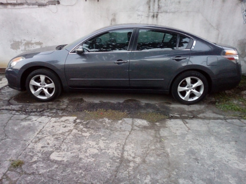 nissan altima 3.5 se at v6 piel qc cd xenon cvt