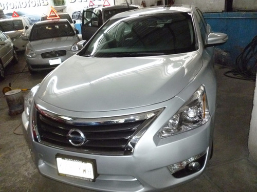 nissan altima advance at navi piel cvt  2013