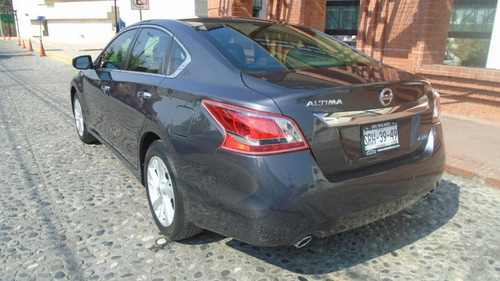 nissan altima advance navi