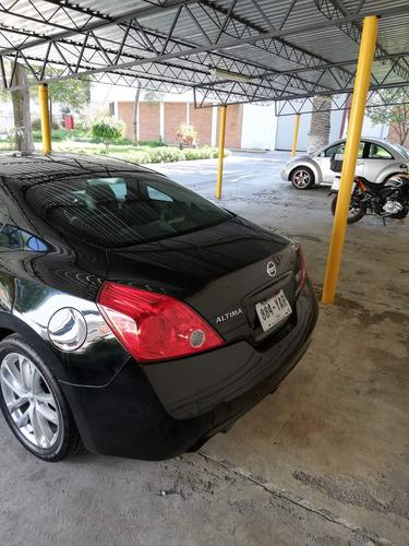 nissan altima coupe 3.5 v6 cvt 2012
