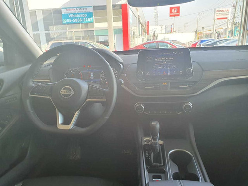 nissan altima exclusive turbo 2.0 cvt auto demo