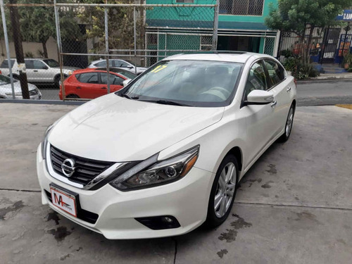 nissan altima exclusive v6 2017