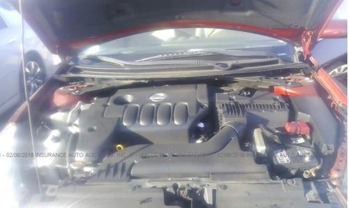 nissan altima motor 2.5 07-12 yonkeado para partes
