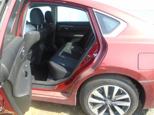 nissan altima sportback 4p advance l4/2.5 aut