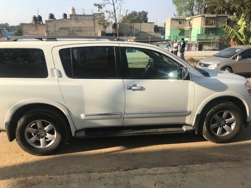 nissan armada 2013 advance